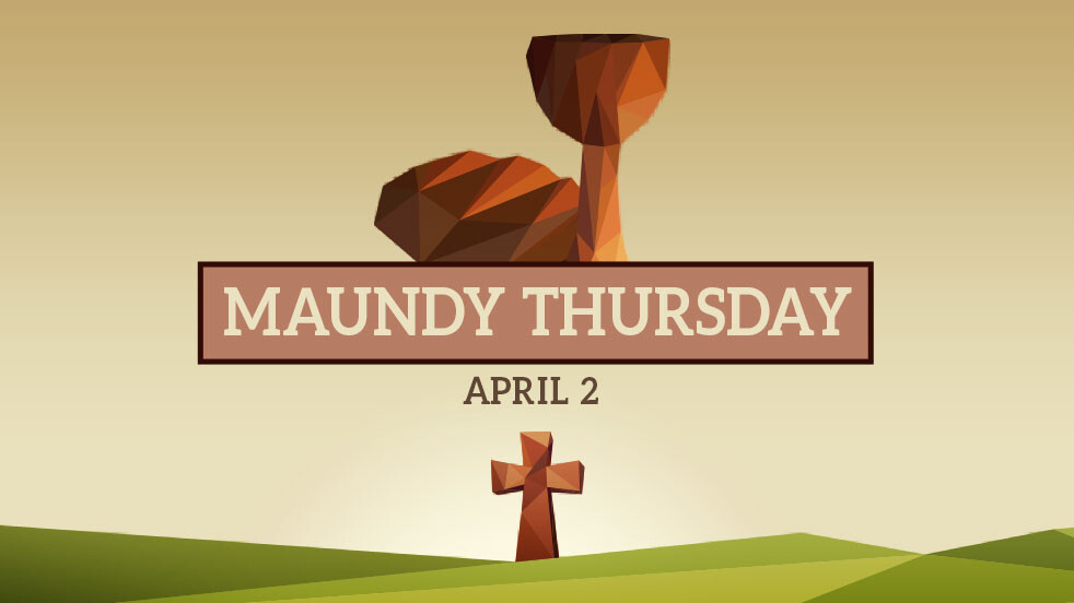 Maundy Thursday Supper